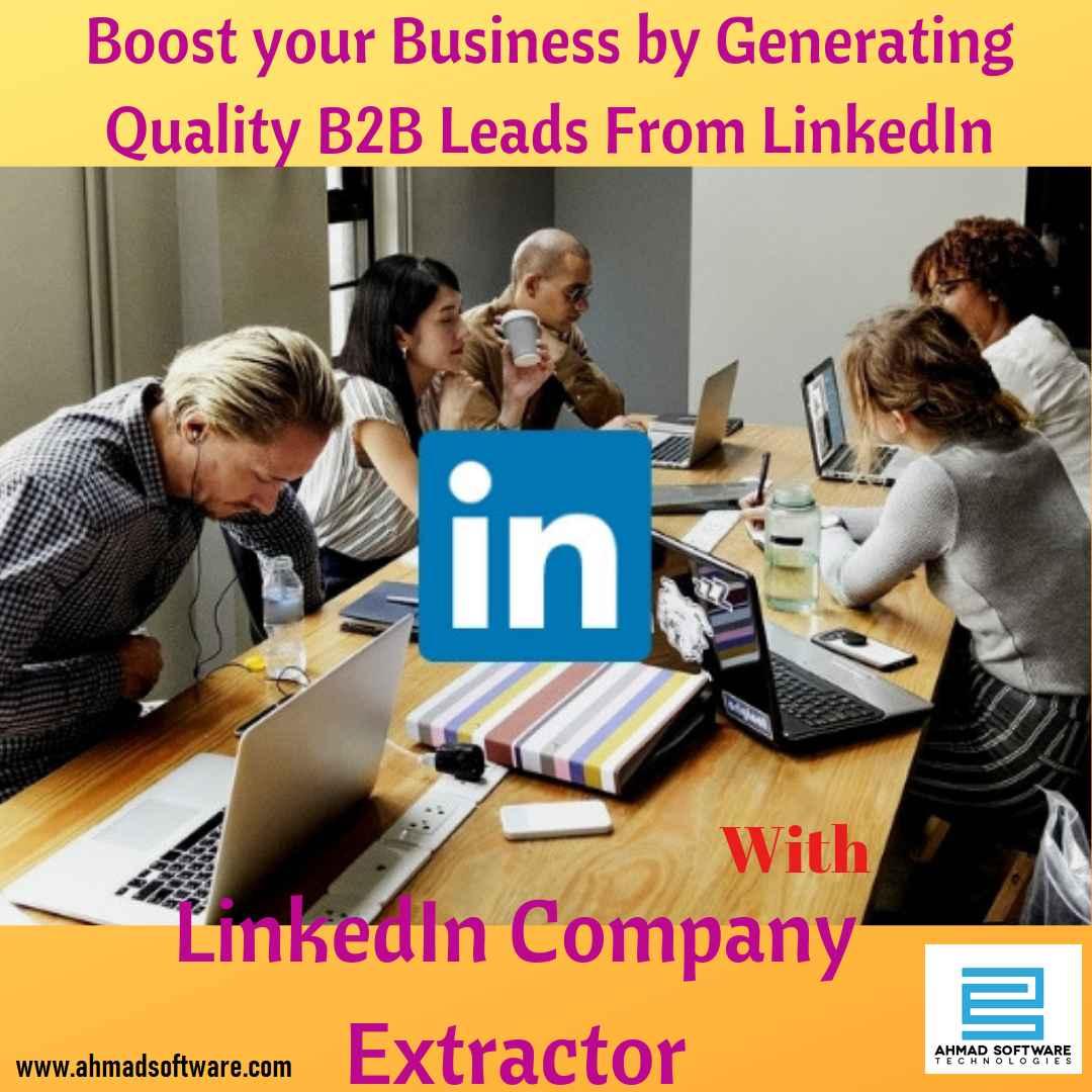 LinkedIn Company Extractor