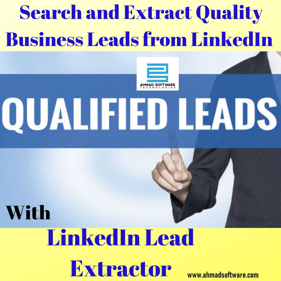 LinkedIn Sale Navigator Extractor