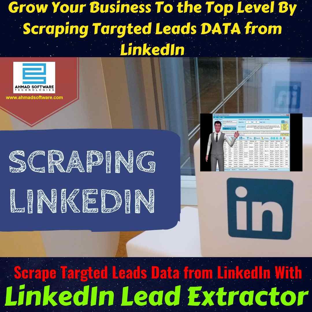 Authentic LinkedIn scraper - Get Best LinkedIn lead Scraper