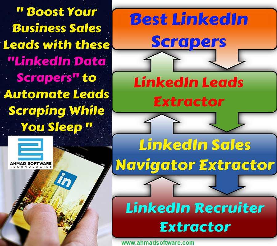 LinkedIn Data Scraper to Automate Lead Scraping While You Sleep