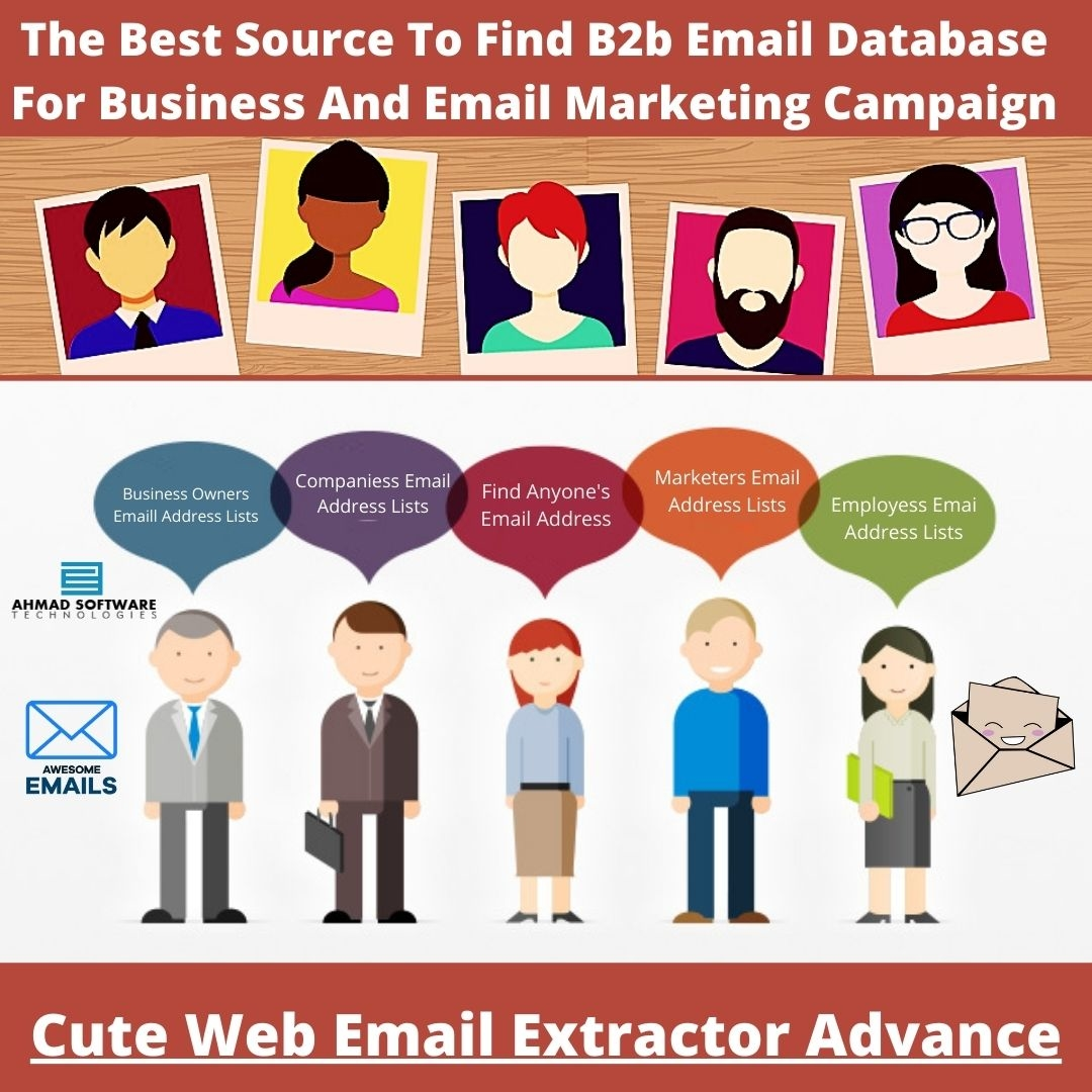 The Best Source For B2b Email Database