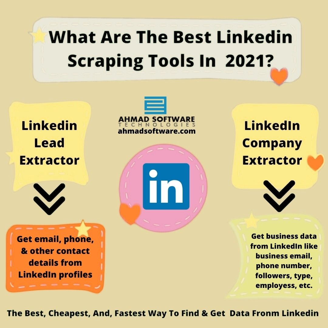 The Best Linkedin Scraping Tools In 2021 To Get Data From Linkedin