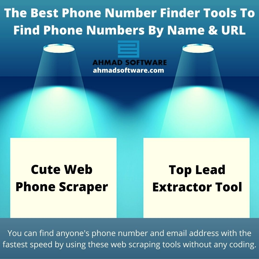 The Best Phone Number Finder To Find Phone Numbers By Name & URL
