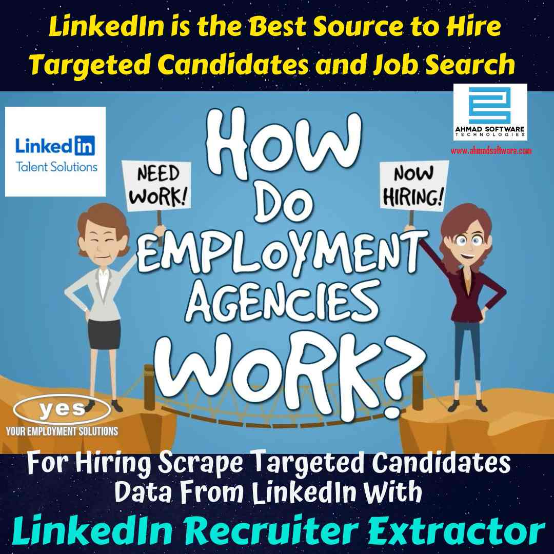 LinkedIn Scraper - Best Recruitment Software For Startups