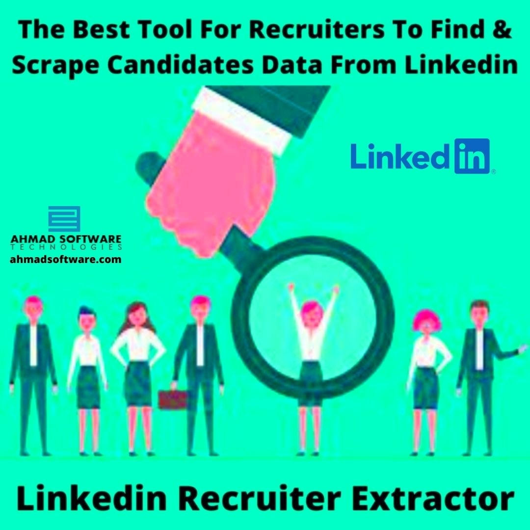 The Best Tool To Search And Scrape Candidate Data From LinkedIn Recruiter
