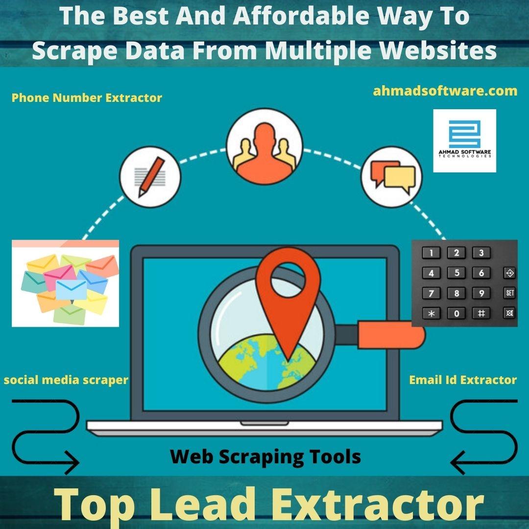 Best Way To Scrape Data From Multiple Websites