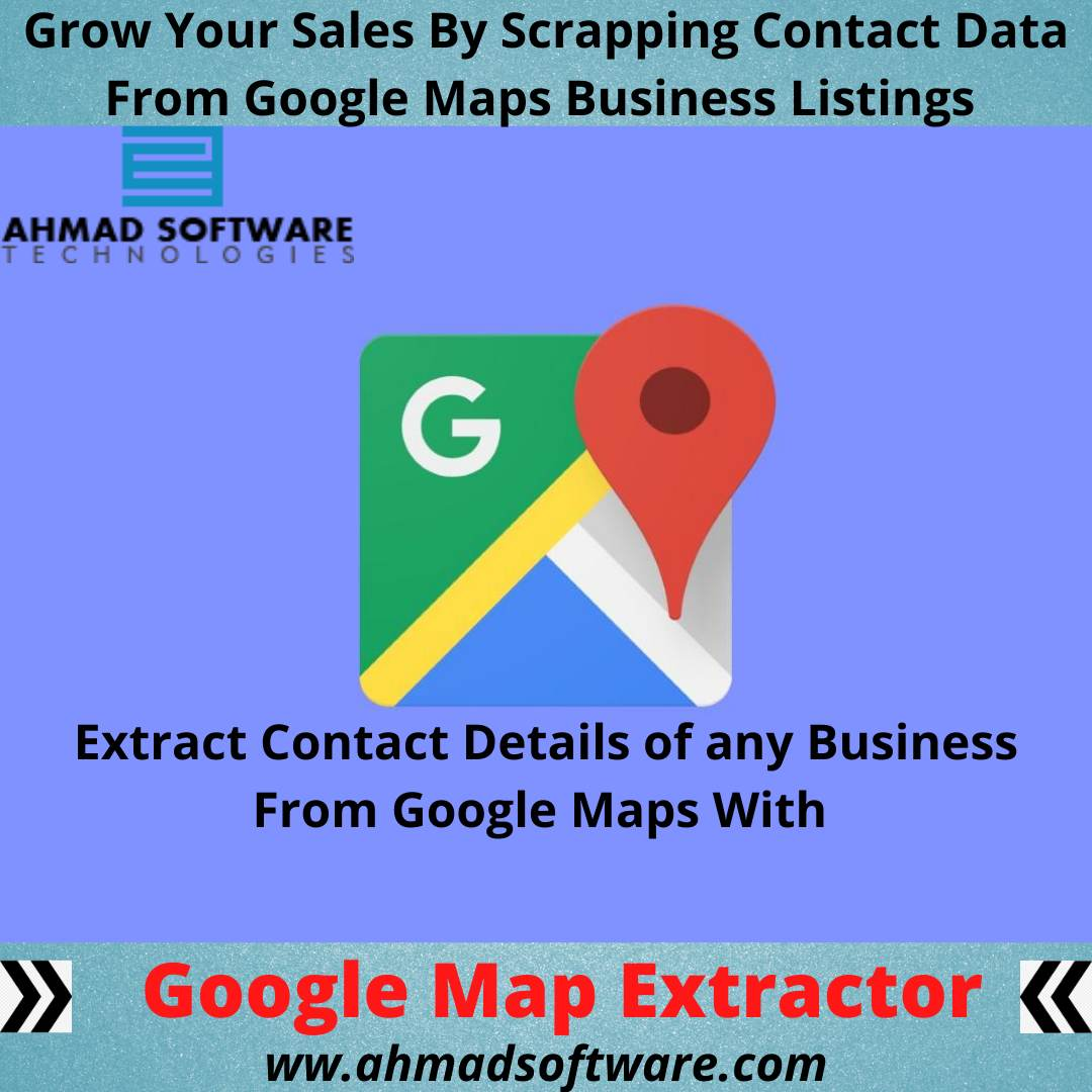 Best and fastest data scraper from Google Maps | Google Map Extractor