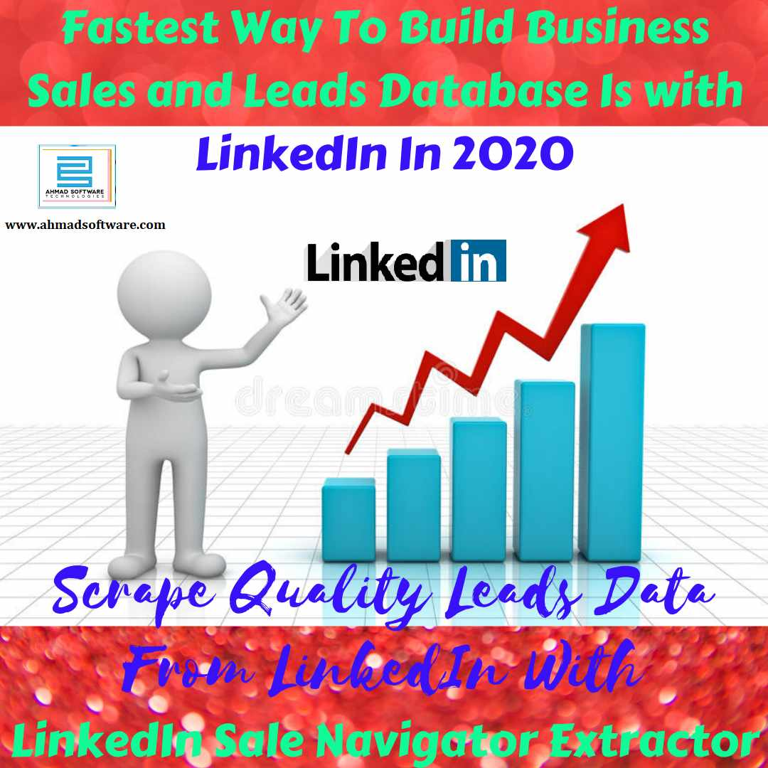 Fastest Way To Build Leads Database with LinkedIn Scraper