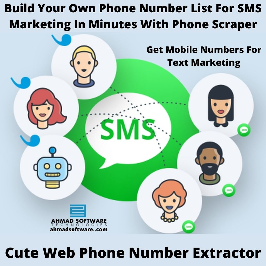 Build Your Own Phone Number List Of Millions Of Customers/Businesses