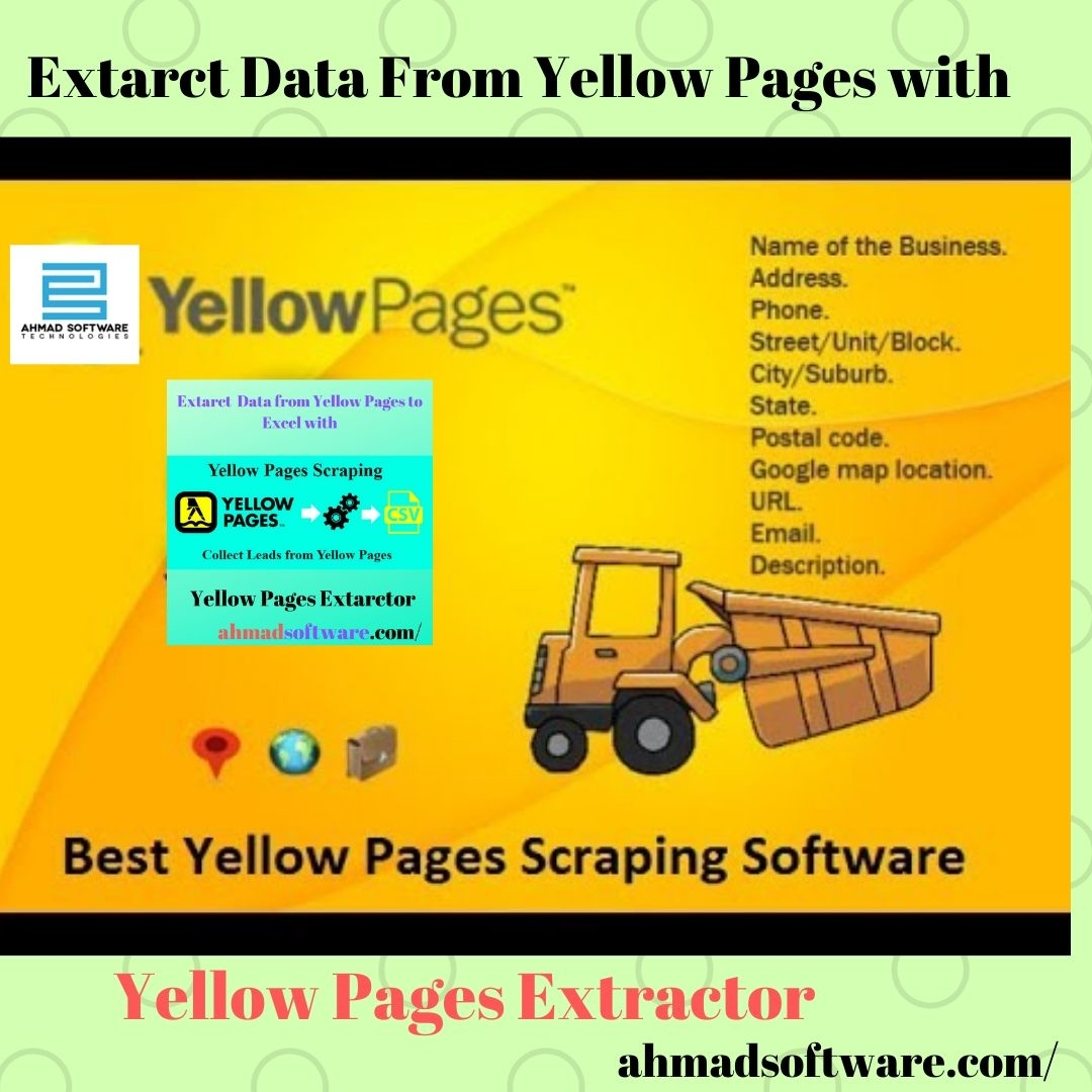 download the yellow pages info