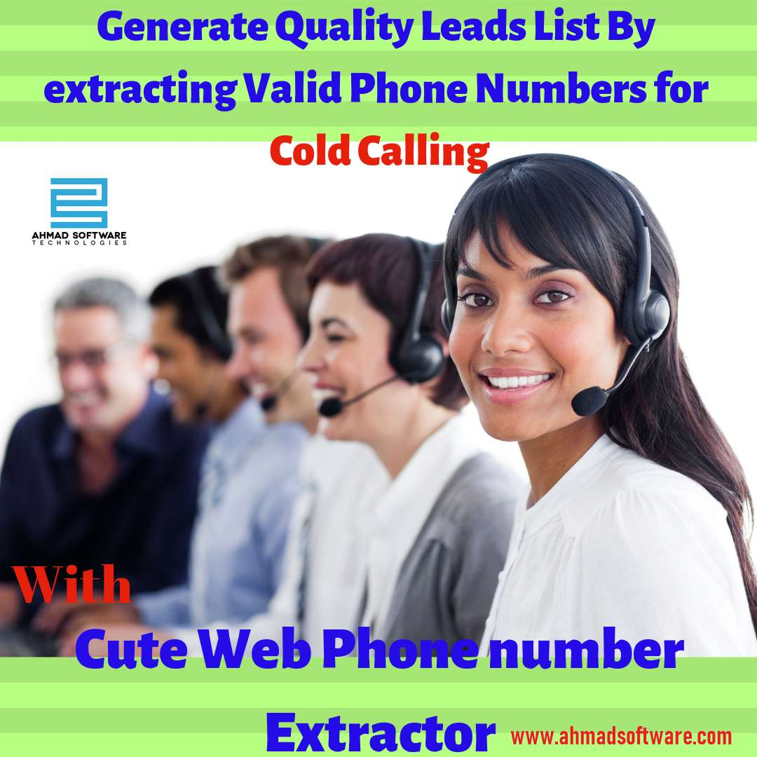 How to generate a leads list for cold calling?