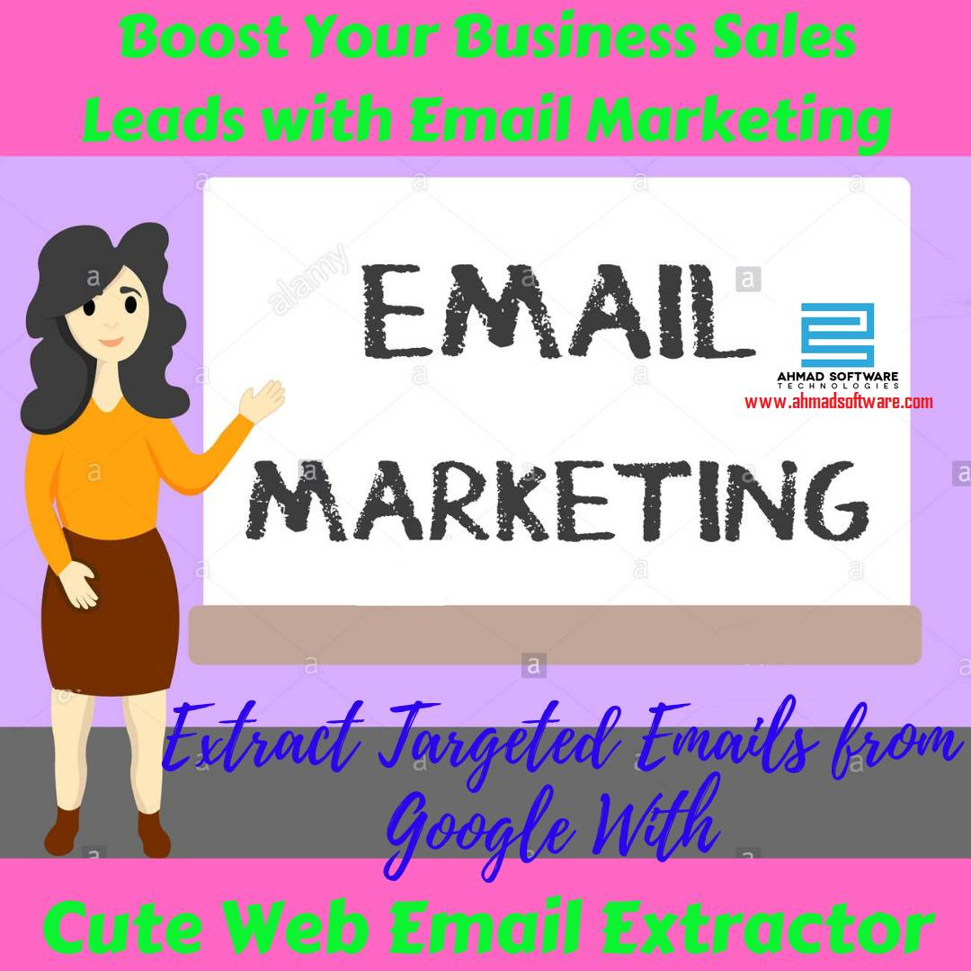Collect Valid Email Ids of big countries (US) for email marketing