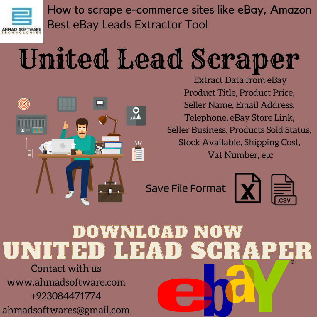 EBay Scraping - A Smart Way to Succeed in Ecommerce