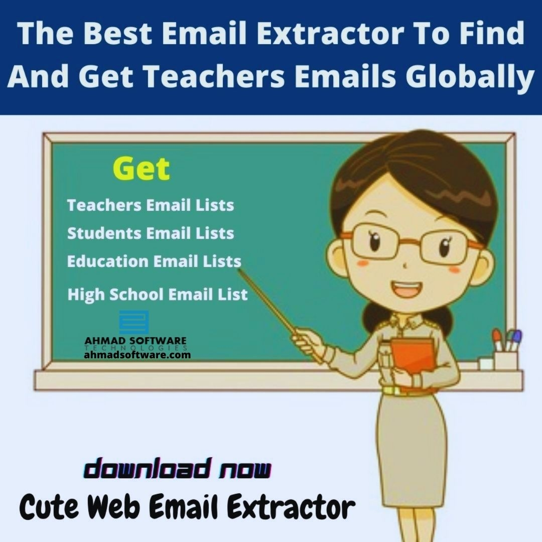 The Best Email Extractor To Find And Get Teachers Emails Globally