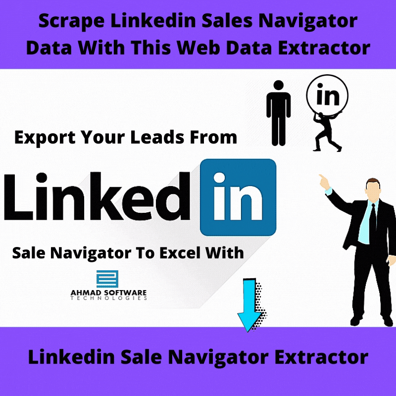 Export Your Leads Data Into Excel With Linkedin Extractor