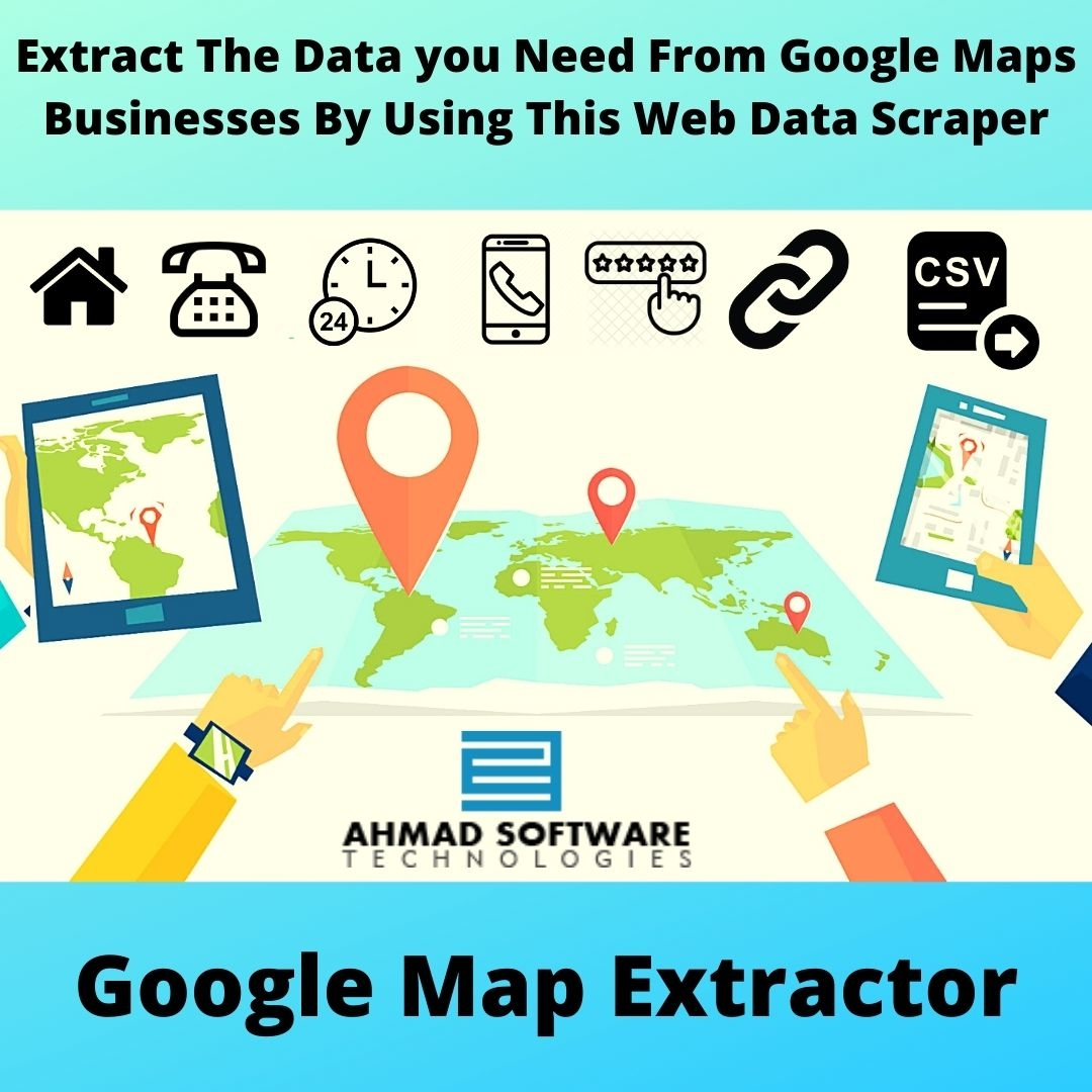 Extract Any Business Data You Want From Google Maps