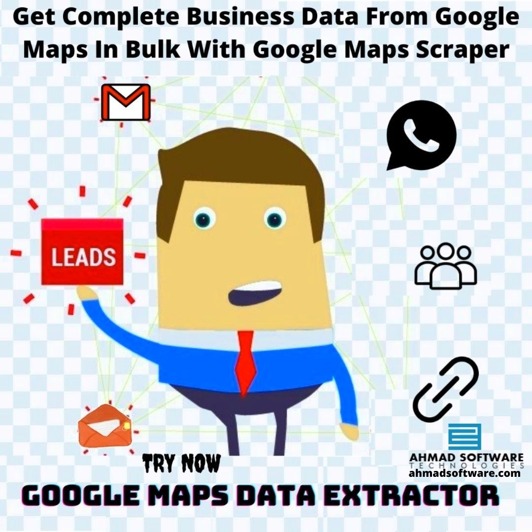 Extract & Export B2B Leads Data From Google Maps To Excel In 4 Steps