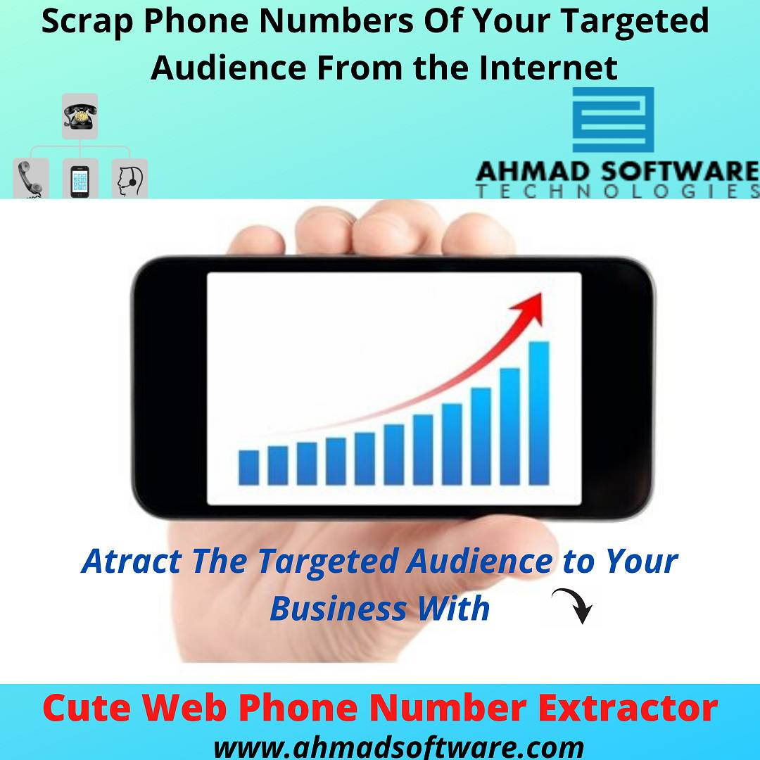 Extract Targeted Phone Number Data |Cute Web Phone Number Extractor