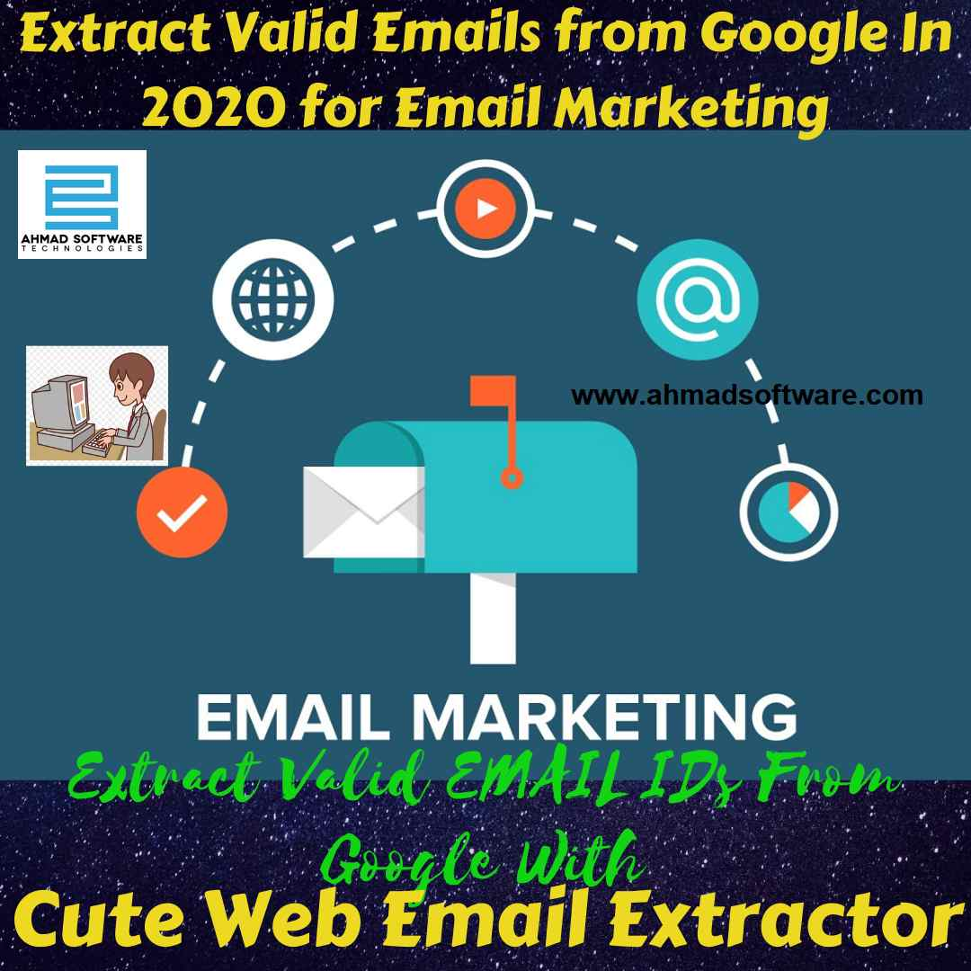 Extract Valid Emails from Google