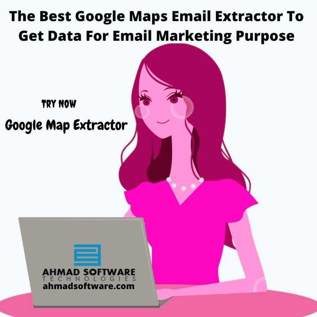 Find & Get B2B Email Database From Google Maps To Excel With A Click