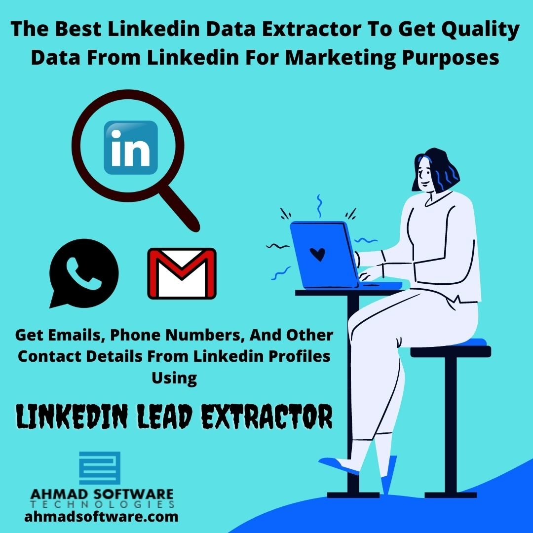 Find, Scrape, And Generate Targeted Leads From LinkedIn With LinkedIn Lead Extractor