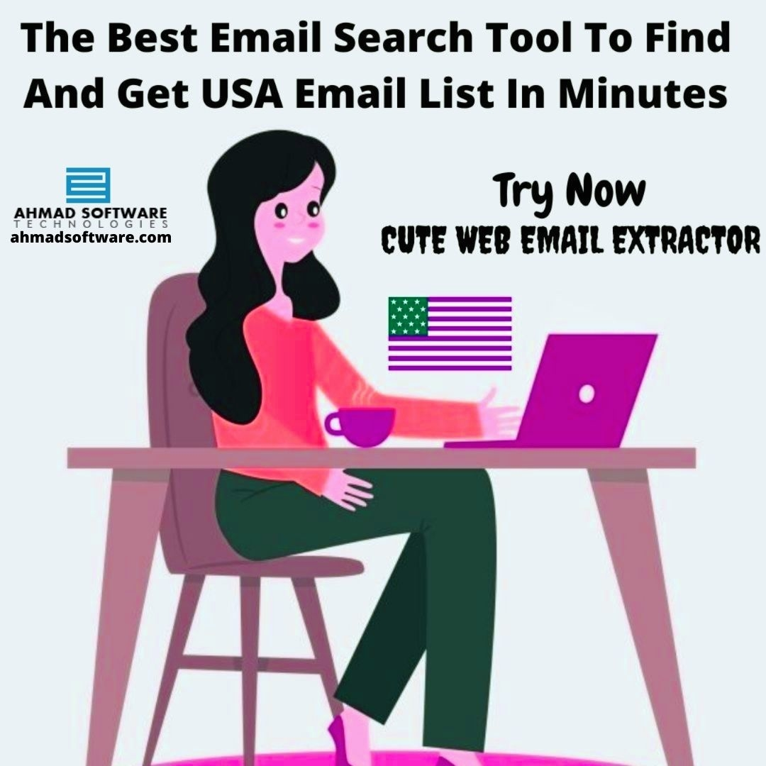 Find And Get Thousands Of USA People Email Addresses For Email Marketing