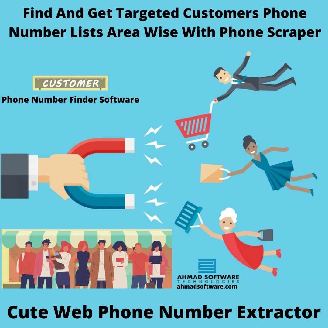Find And Get Targeted Customers Phone Number Lists With Phone Scraper