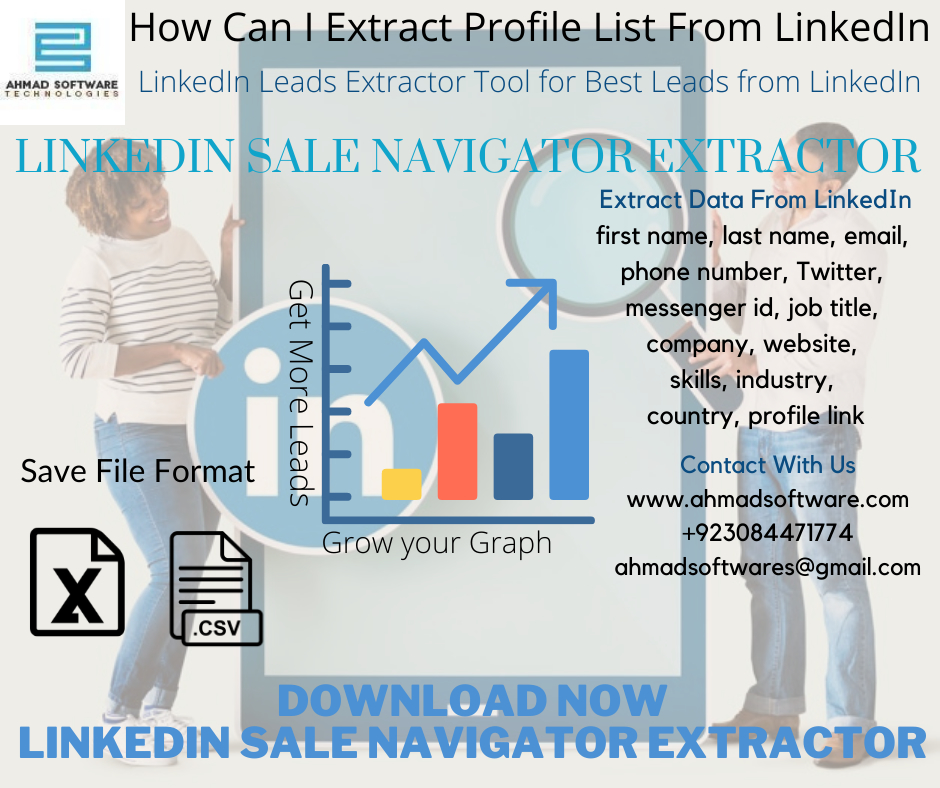 How do I export leads from LinkedIn?
