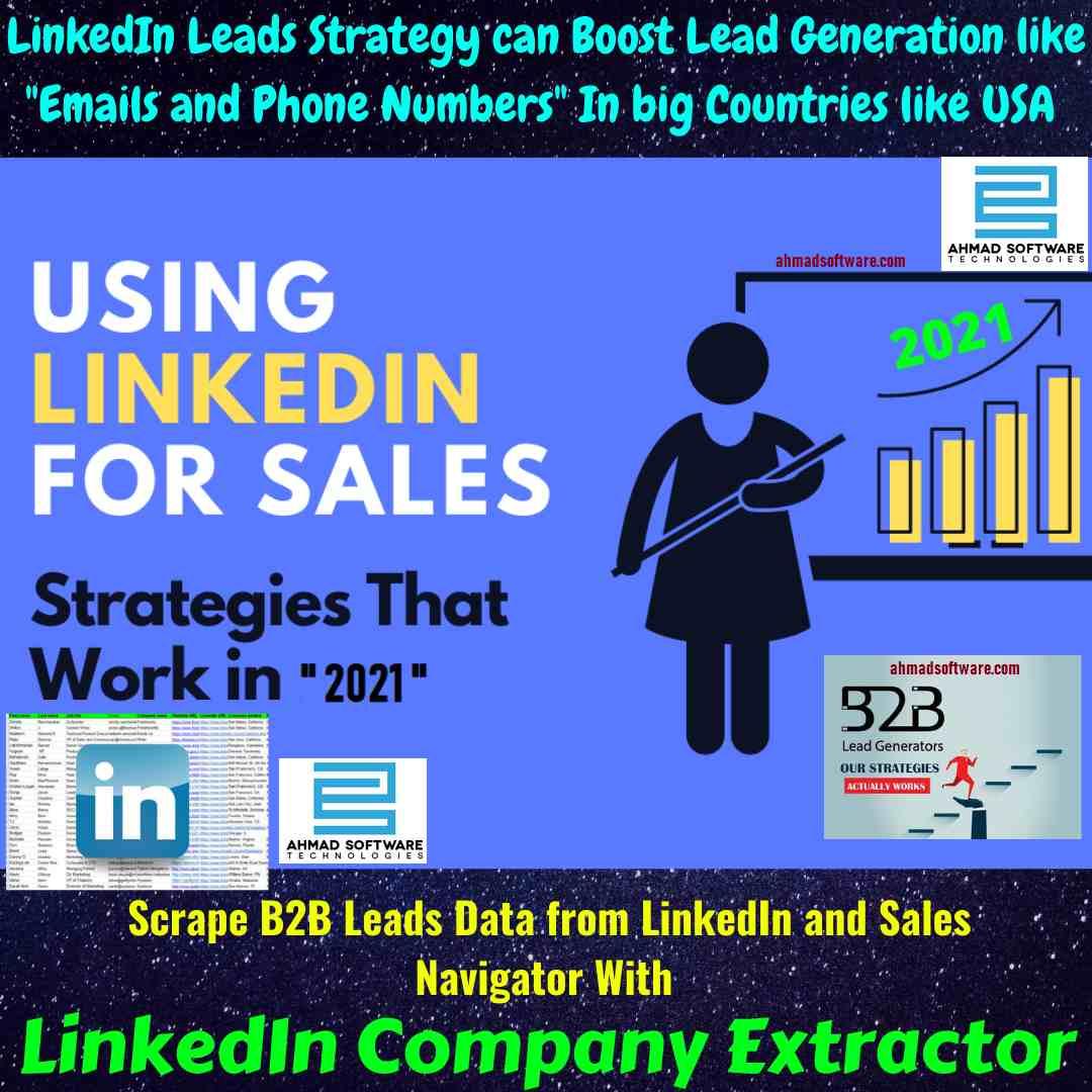 LinkedIn Leads Strategies can Boost Lead Generation in 2021