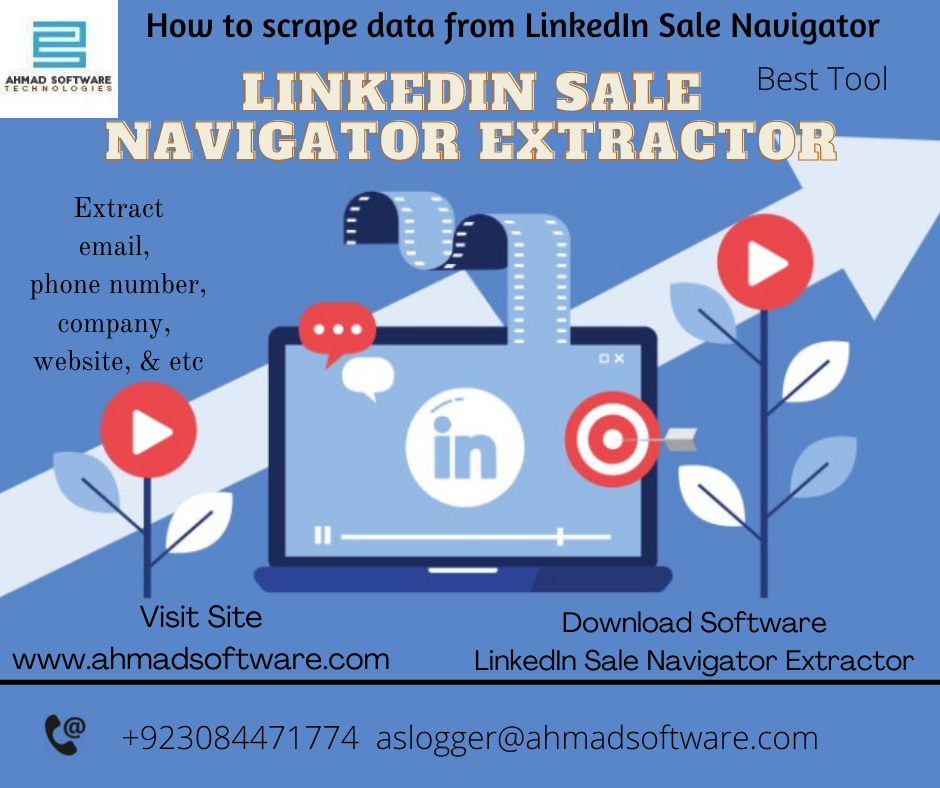 LinkedIn Data Extraction Tool and Uses