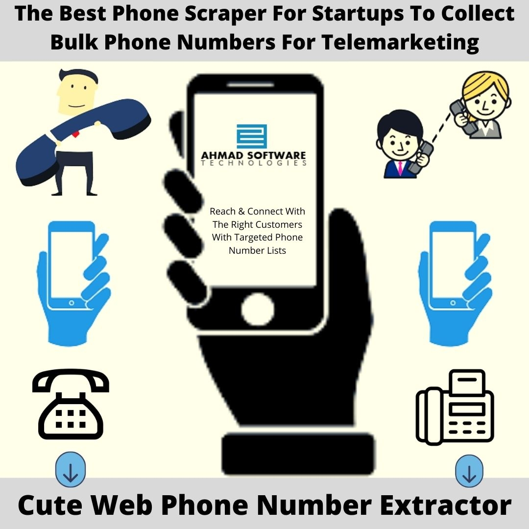 Get 100% Match Phone Numbers Lists For Business With Phone Scraper