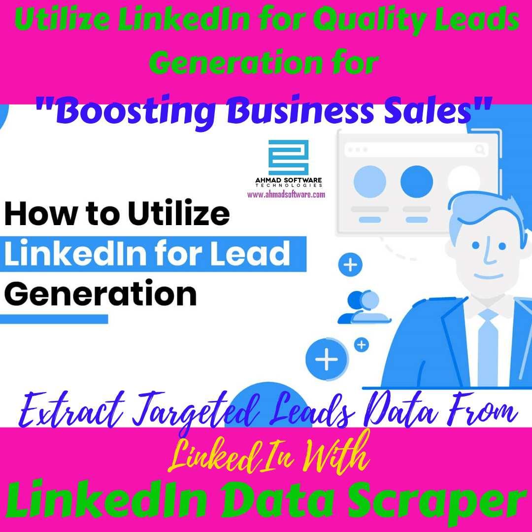 I Prefer LinkedIn Data Scraper for scraping lead data from LinkedIn