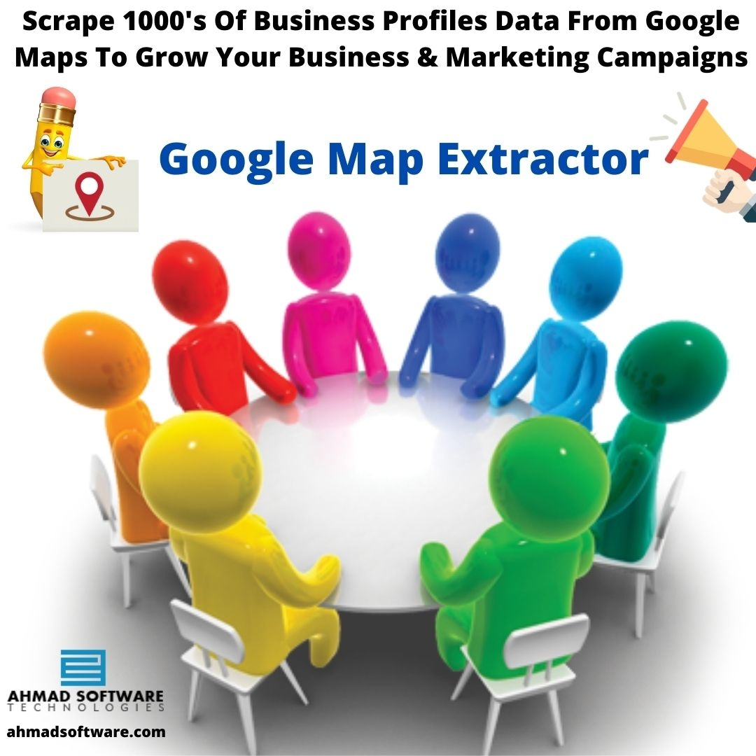 Scrape 1000's Of Business Profiles Data From Google maps