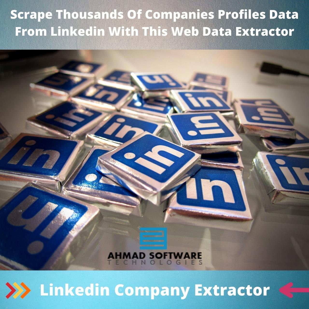 Scrape Thousands Of Companies Profles Data From Linkedin