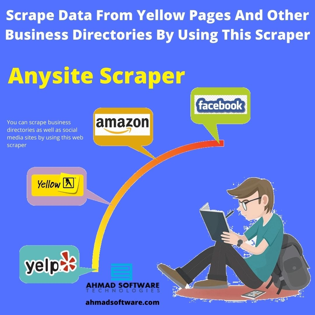 Scrape Data From Yellow Pages And Other Business Directories