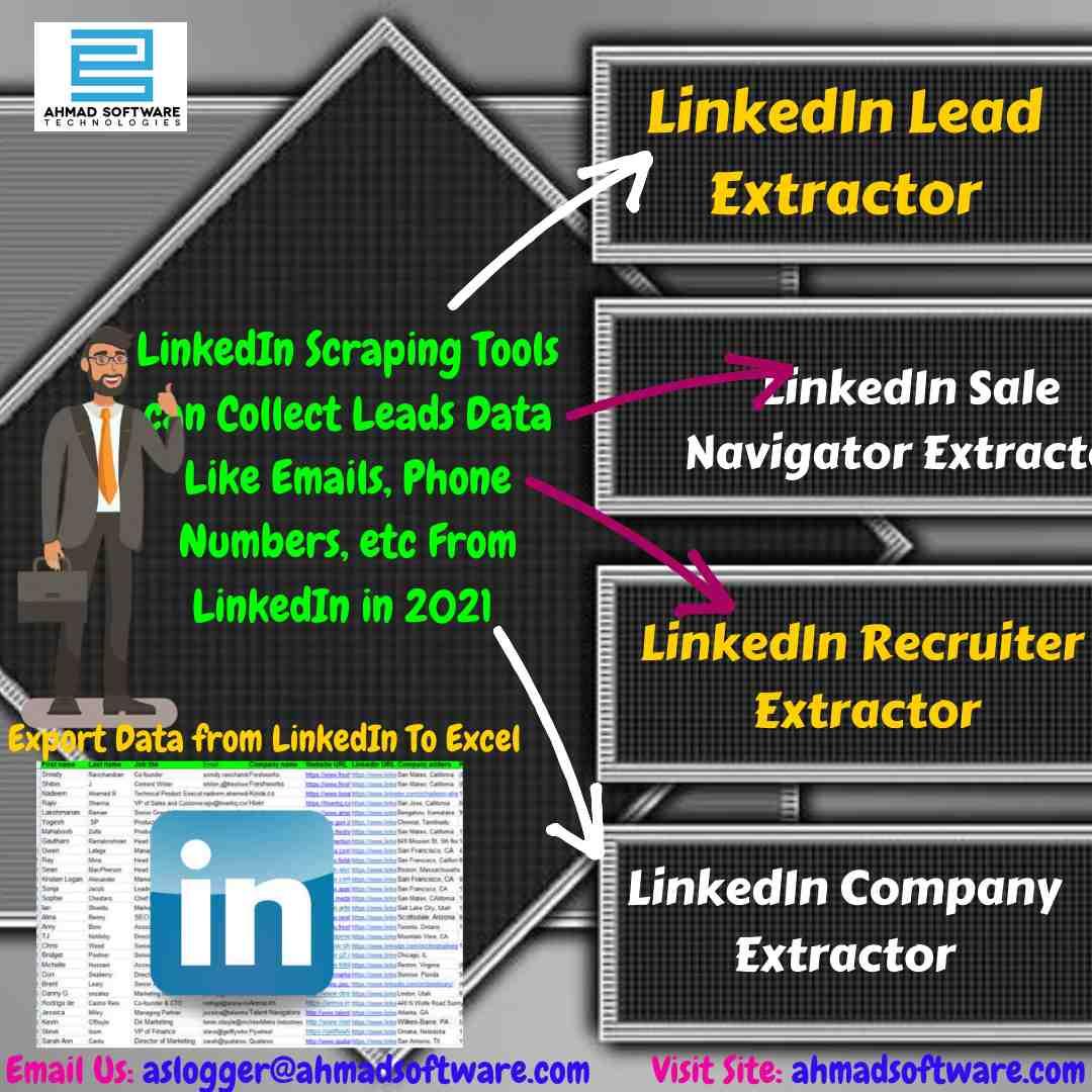 LinkedIn Scraping Tools - LinkedIn Prospecting 2021