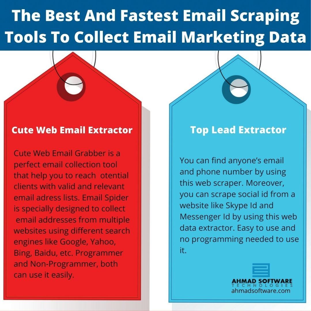 The Best Web Scraping Tool For Email Mining