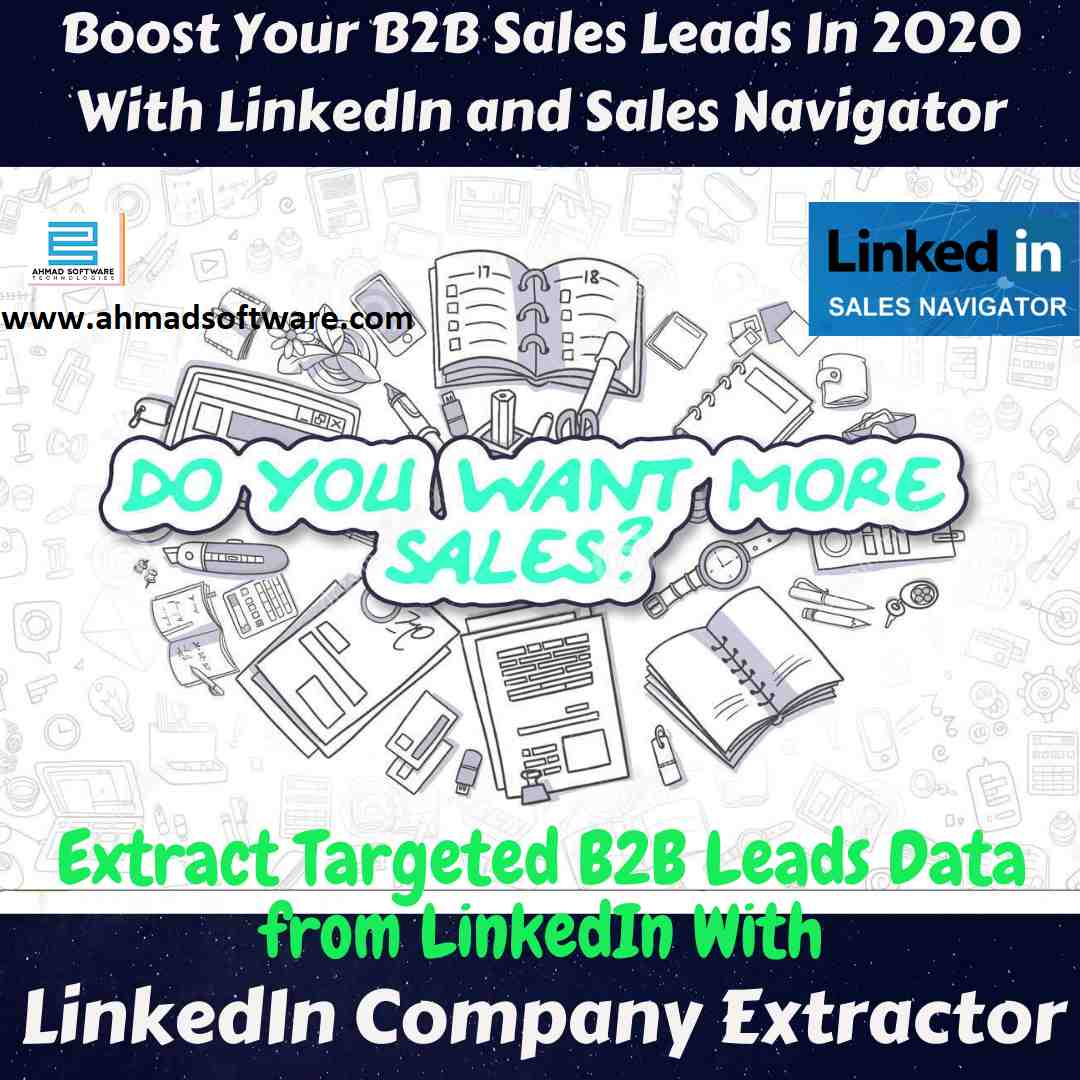 tools and services for generating B2B leads data