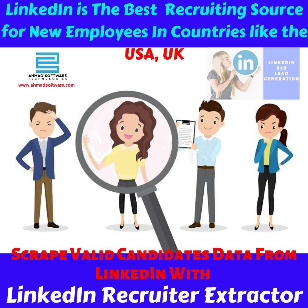 LinkedIn is the best recruitment source for new employees in USA