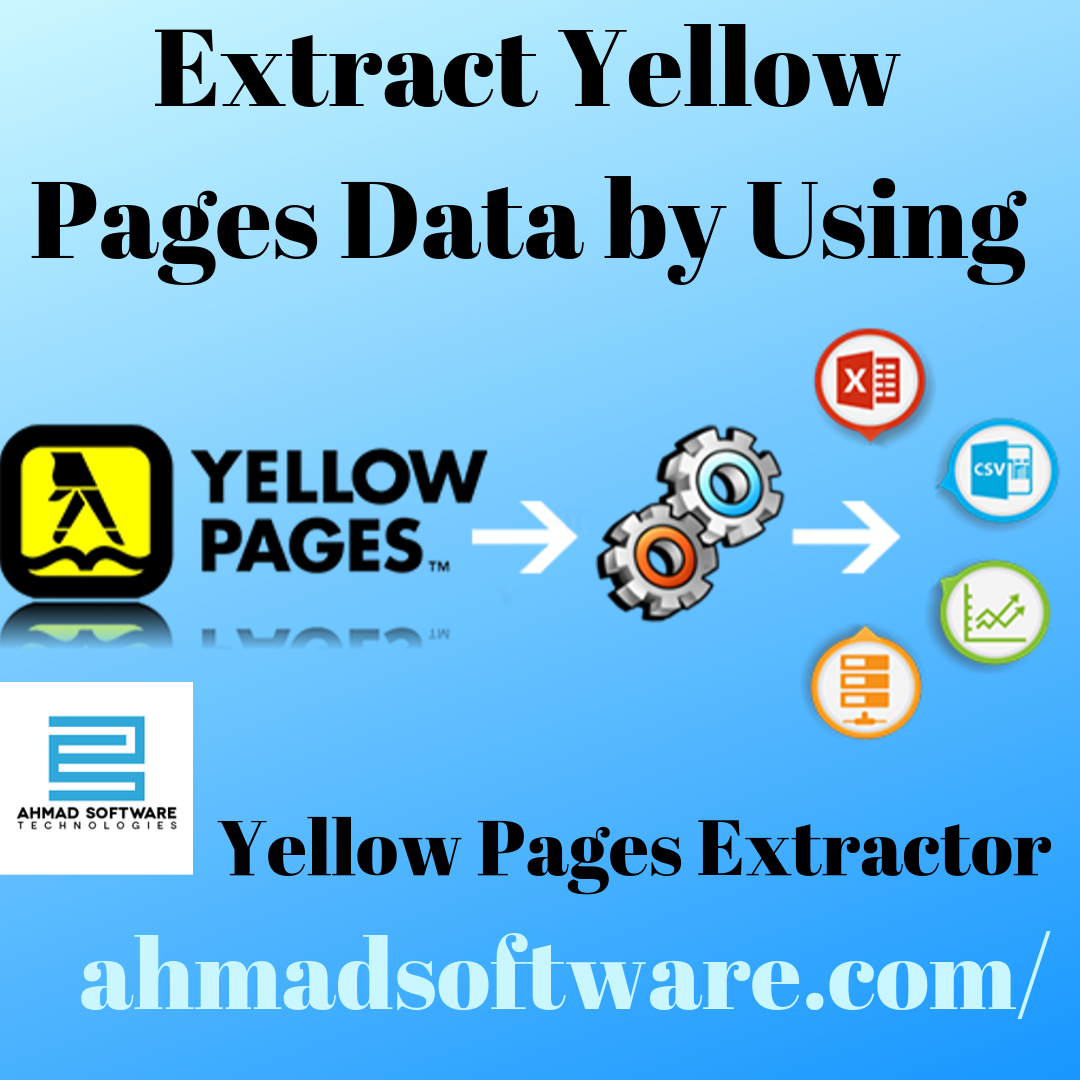 Yellow Pages extractor
