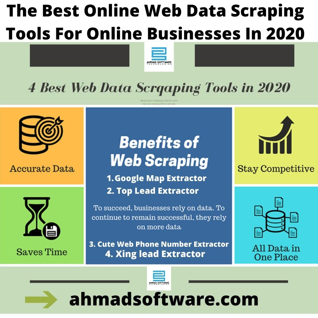 data Extraction Tools 2020