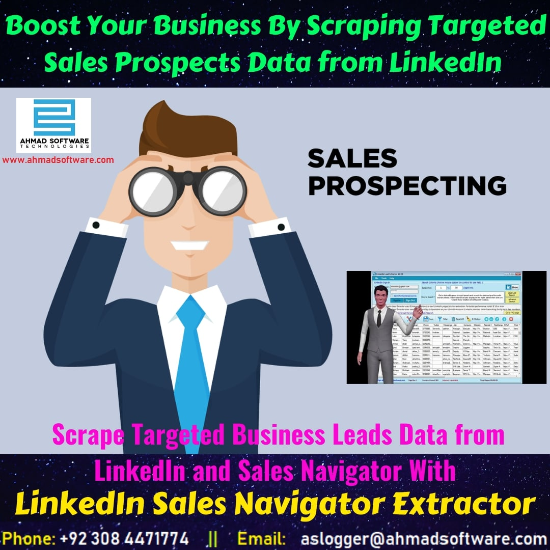 LinkedIn is the most effective B2B sales prospecting method