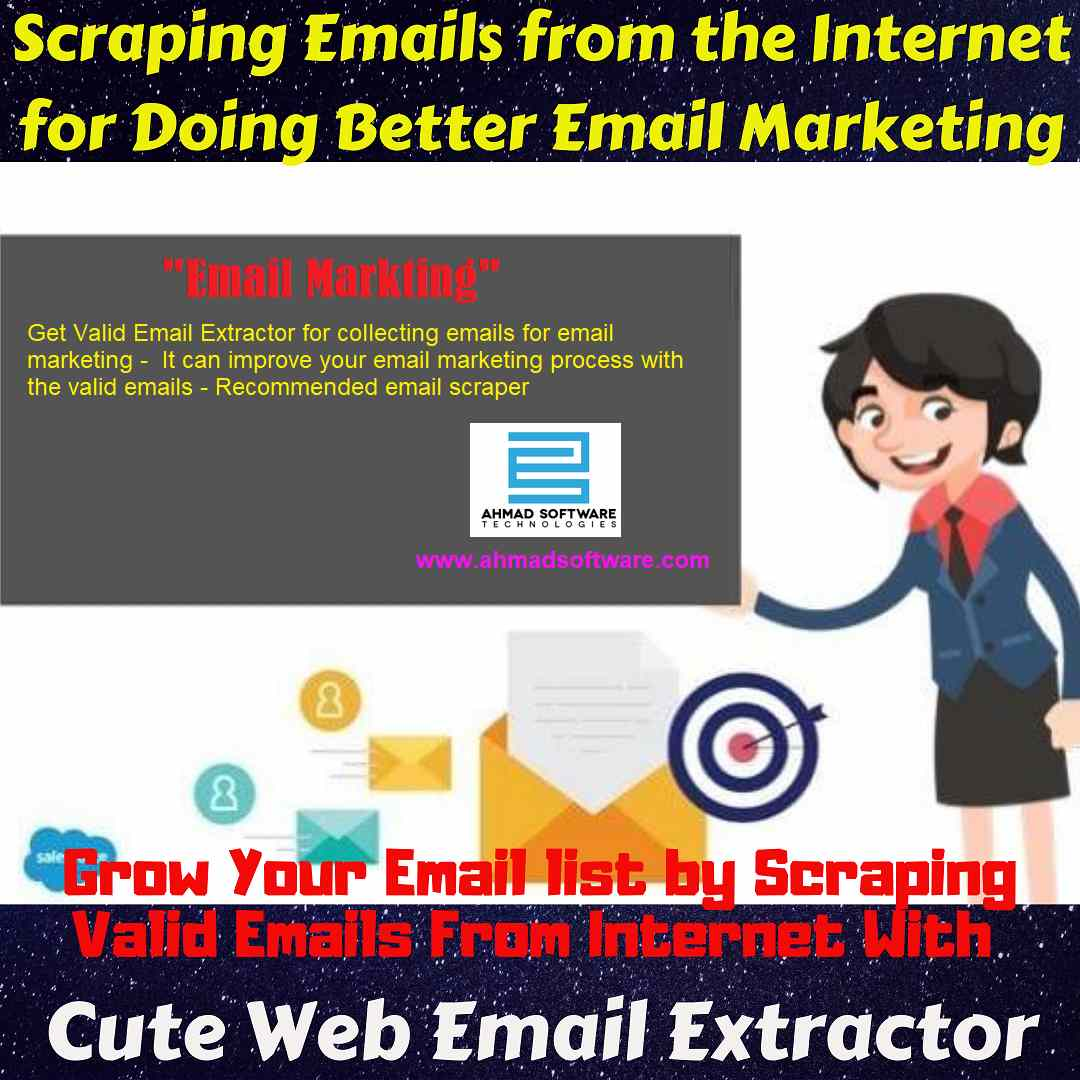 Best email extractor for extracting emails for email marketing
