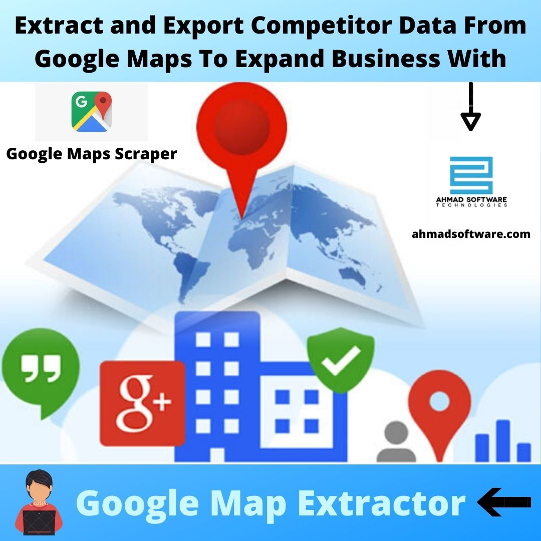 export Google Maps data