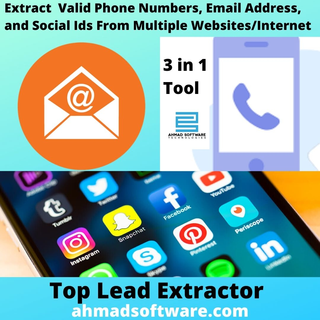 EExtract Thousands Of Emails