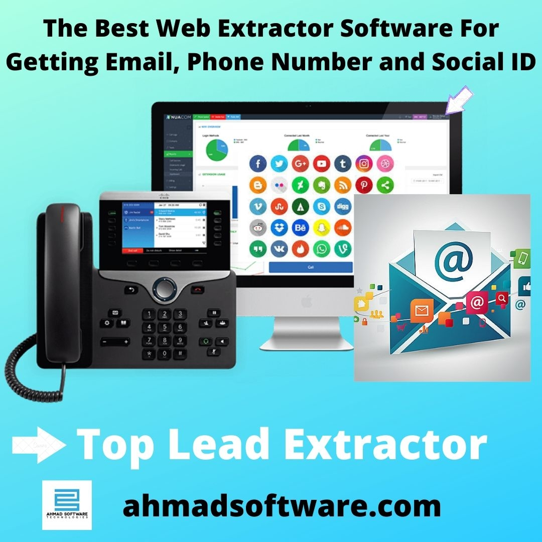 Collect Email Addresses And Phone Numbers