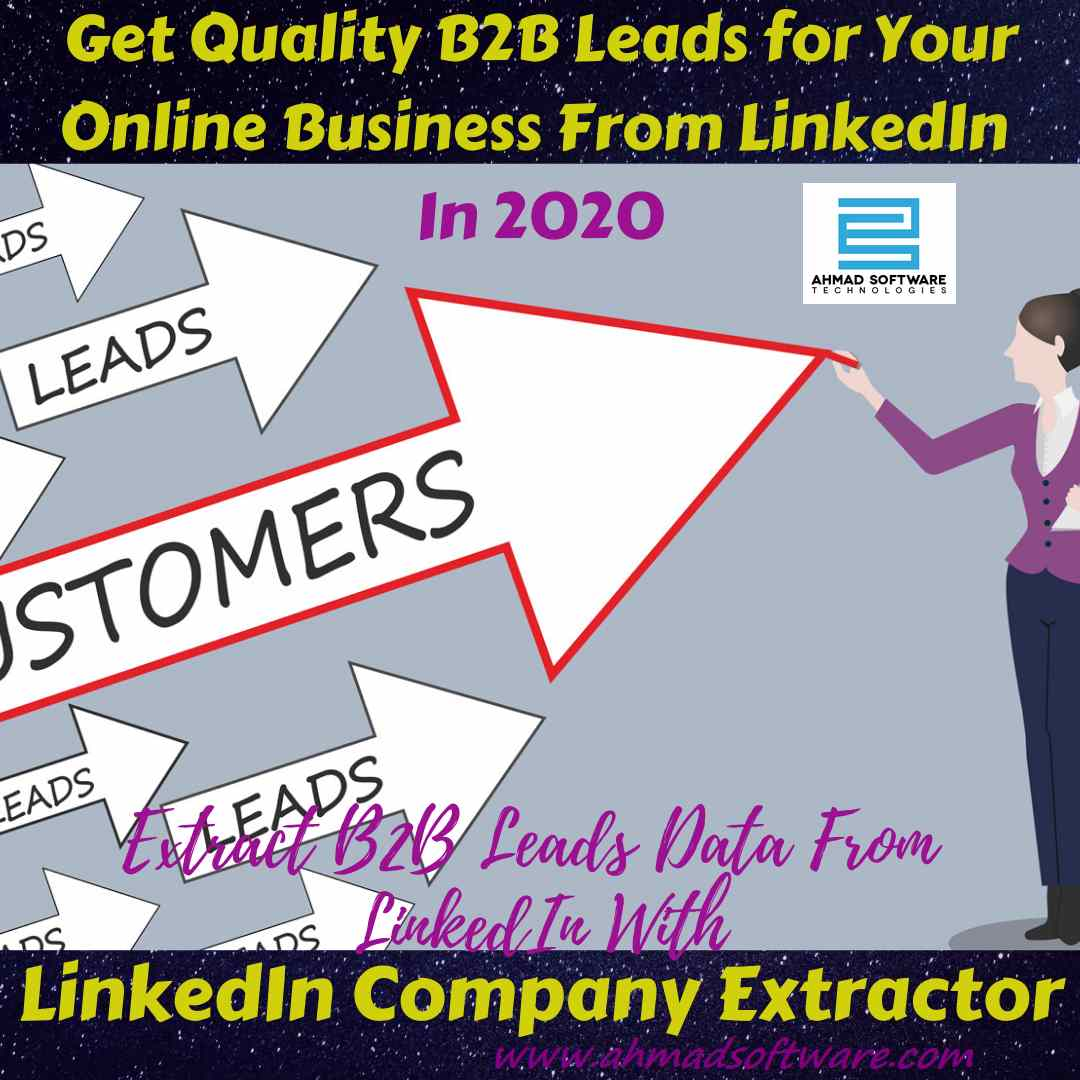 get leads for my online small business