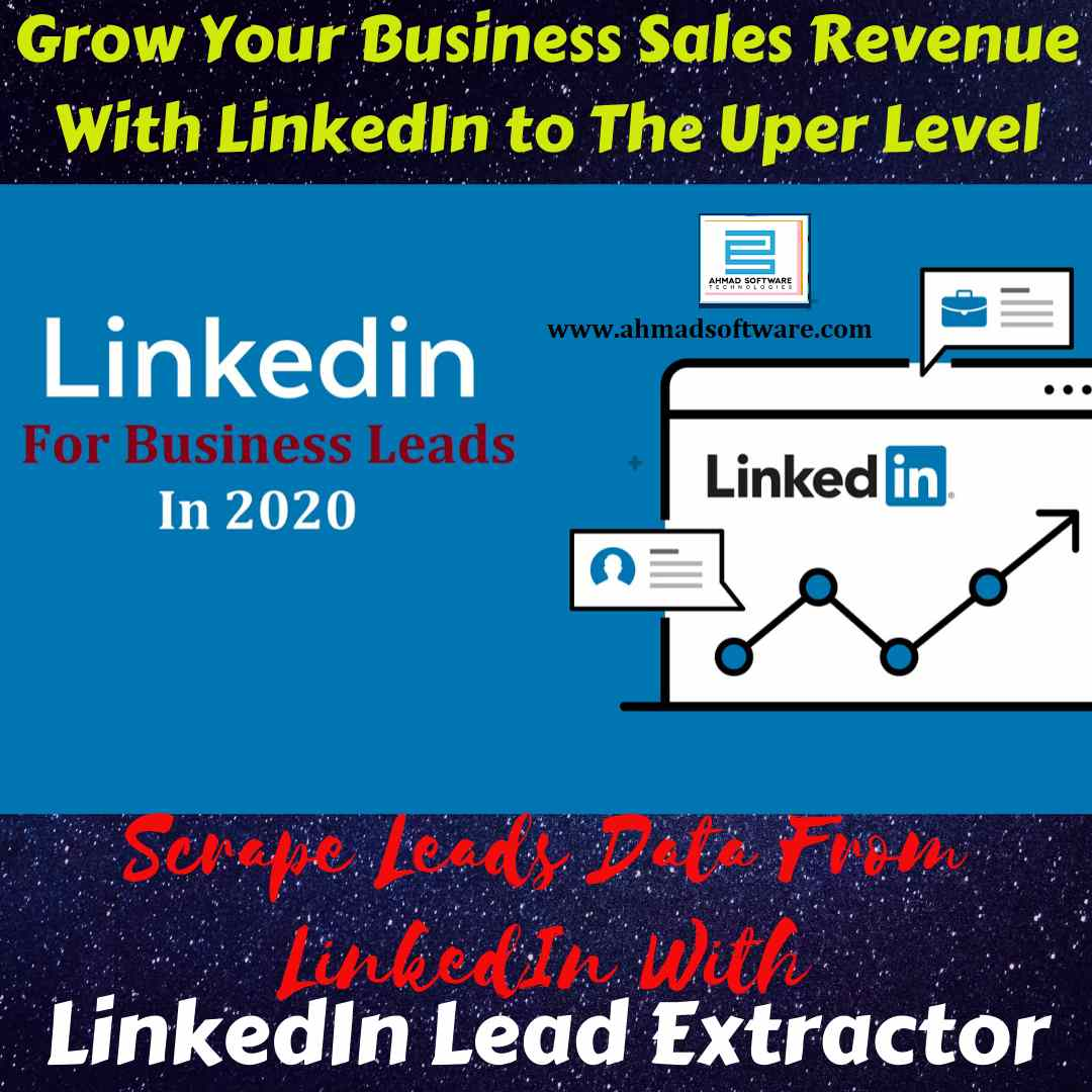Business salespeople generally find sales leads On LinkedIn