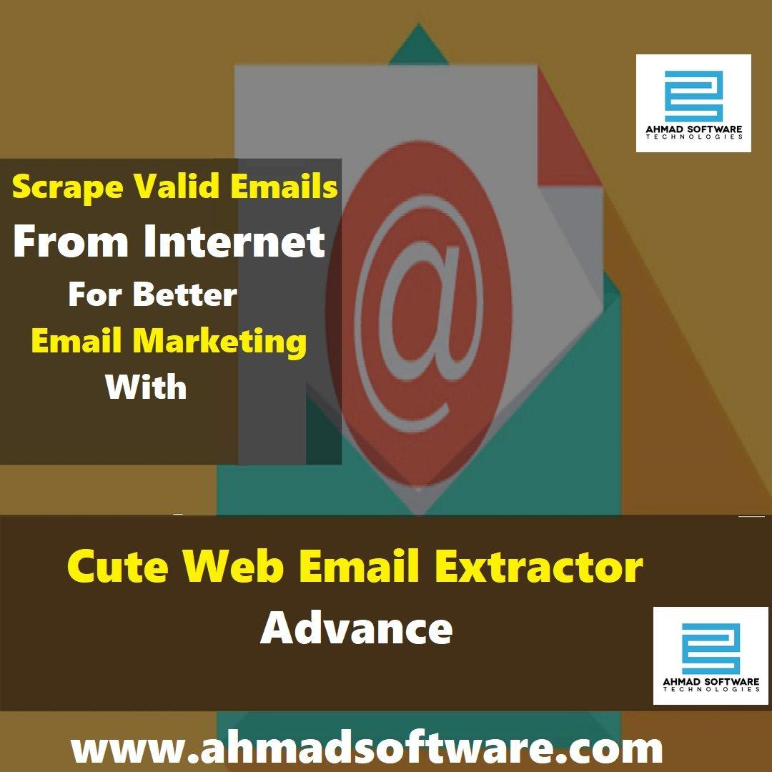 Email scraper software