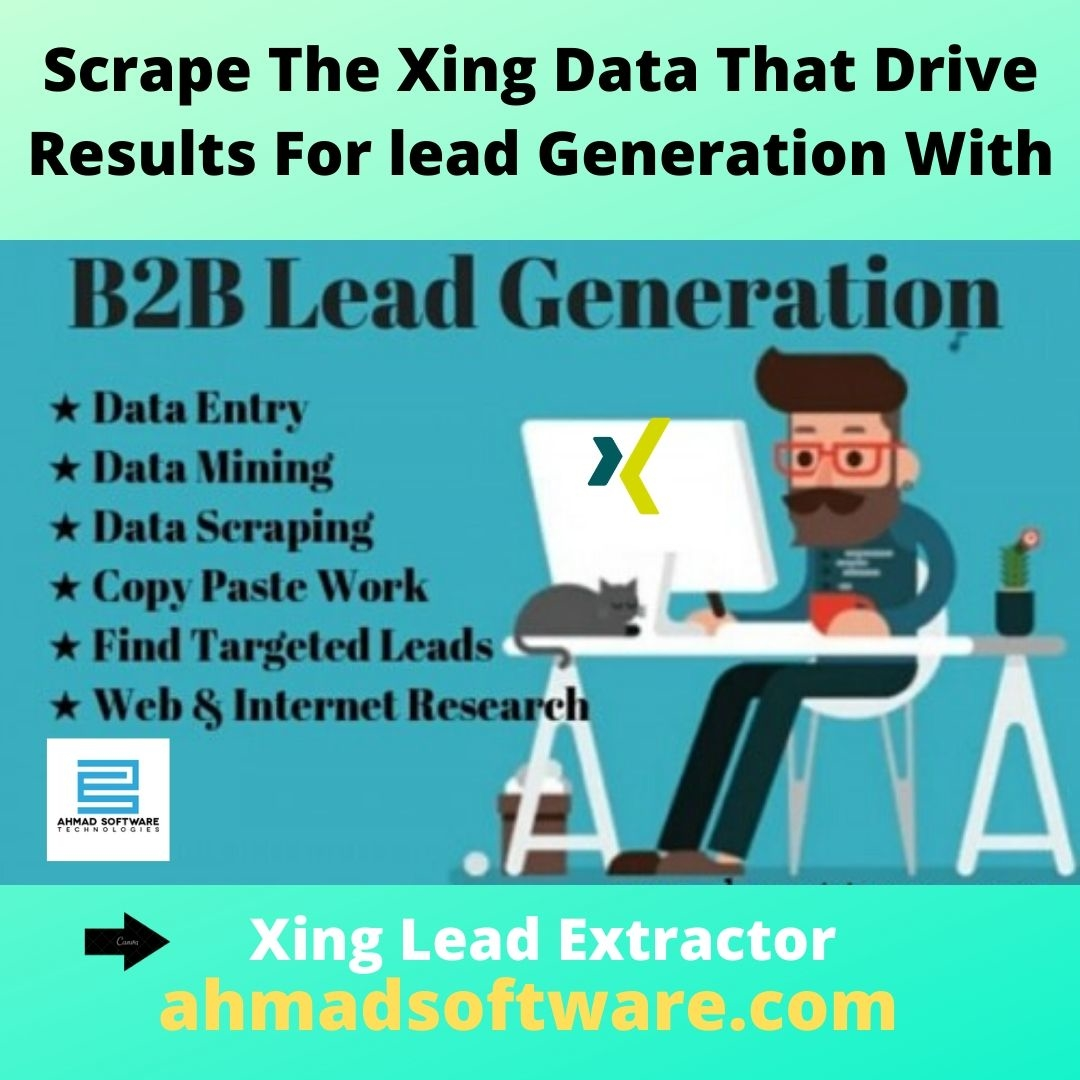 Best Xing Lead Scraper Software